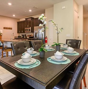 4803 Townhome With Private Pool Near Disney photos Exterior