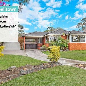 Campbelltown Holiday Home 3 Bed + Free Parking Nca039 photos Exterior