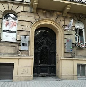 Great And Unique Big 4 Room Apartment In Krakow/ View On Planty And Mariacki Church photos Exterior