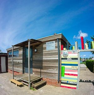 Chalet Valentina Directly On The Lauwersmeer photos Exterior