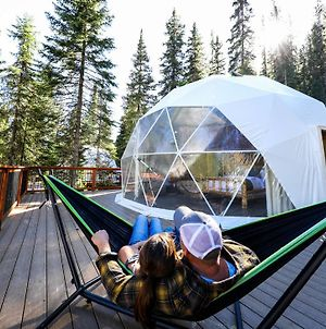 Clear Sky Resorts Glacier - Luxury Sky Domes photos Exterior