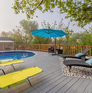 Beautiful House At The Medical Center With Private Patio & Bbq Area photos Exterior
