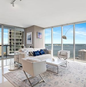 **W Icon Brickell-Luxury High Rise 2Br-Free Spa** photos Exterior