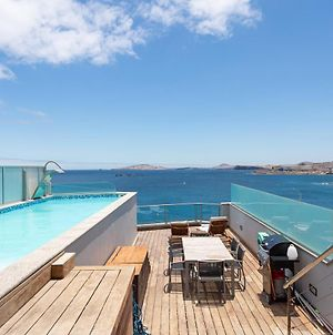 Penthouse With Private Swimming Pool photos Exterior