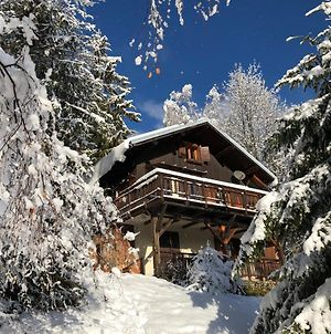 2 Bedroom Self-Contained Apartment In Chalet Le Doux Si photos Exterior