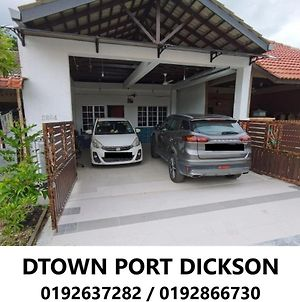 Dtown Port Dickson Homestay photos Exterior