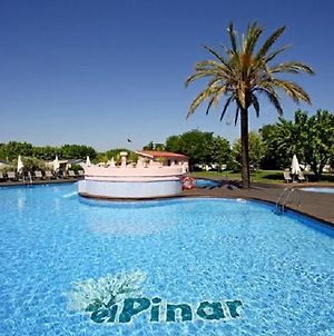 Camping El Pinar Pet Friendly photos Exterior