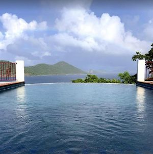 Peace Of Mind - Your St Thomas Escape-Private Ocean Front Views; Infinity Pool photos Exterior