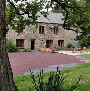 Ar Merglet - Grande Longere Authentique En Broceliande photos Exterior