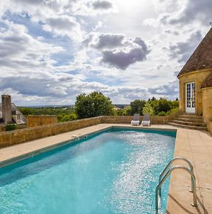 Gorgeous Manor With Private Heated Swimming Pool, In The Heart Of An Oak Forest photos Exterior