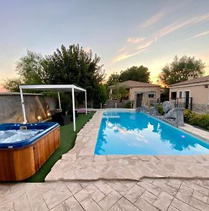 Exclusiva Piscina Con Jacuzzi Y Jardin Privado photos Exterior