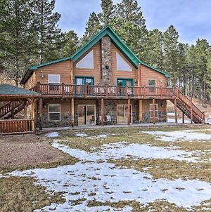 Cabin With On-Site Trails - 15 Miles To Mt Rushmore! photos Exterior