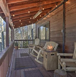 Mtn Paradise With Grill, Wifi And Stunning Views! photos Exterior