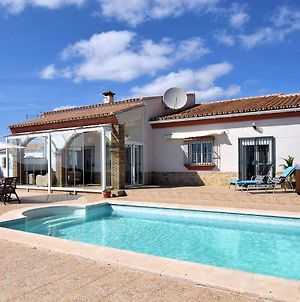 Spacious Villa With Private Pool Andjacuzzi In Arenas photos Exterior