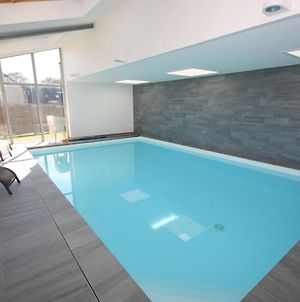 Warm Holiday Home With Pool In Clohars-Carnoa«T France photos Exterior