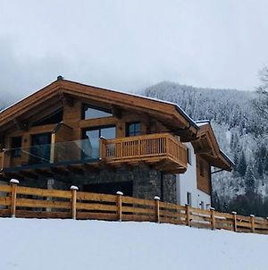 Spacious Chalet With Sauna In Krimml, 400 M From The Ski-Bus Stop photos Exterior