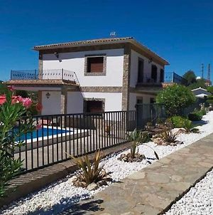 Garden-View Holiday Home In El Bosque With Private Pool photos Exterior