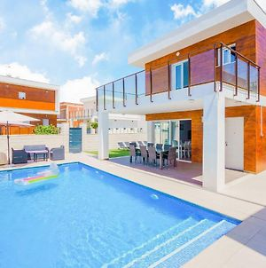 Splendid Villa In Gran Alacant With Private Swimming Pool photos Exterior