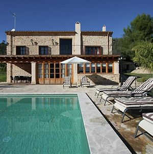 Cozy Holiday Home In Petra Majorca With Private Pool photos Exterior