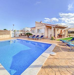 Playa De Muro Villa Sleeps 6 With Pool And Air Con photos Exterior