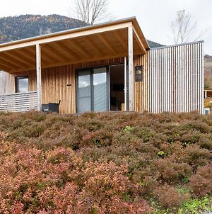 Sophisticated Mobile Home In Kleblach-Lind With Terrace photos Exterior