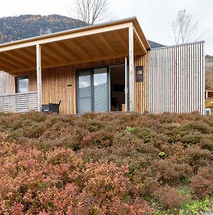 Classy Mobile Home In Kleblach-Lind With Terrace photos Exterior