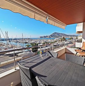 Spacious Apartment In Front Of The Harbour In Altea photos Exterior
