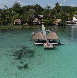 Private Apartment With Great Location @Bacalar 7 Colors Lagoon photos Exterior