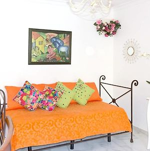 Apartment With One Bedroom In Malaga With Wonderful City View Balcony And Wifi 1 Km From The Beach photos Exterior
