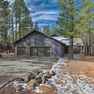 Pinetop Cabin With Game Room Fish, Hike And Golf photos Exterior