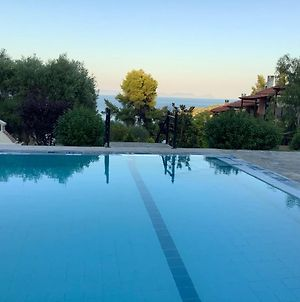 Amazing Villa With Views Sea In Paliouri photos Exterior