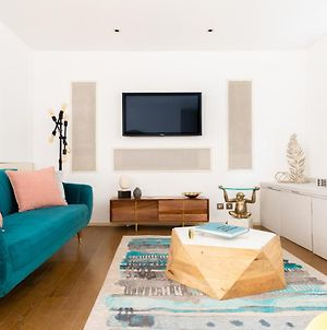 The Brompton Road Escape - Modern 3Bdr + Rooftop Terrace Next To Harrods photos Exterior