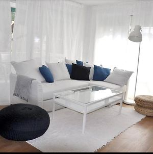 Apartment With One Bedroom In Sant Vicenc De Montalt With Shared Pool Furnished Terrace And Wifi 400 M From The Beach photos Exterior