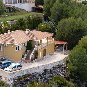 Scenic Villa In Pedreguer With Private Pool photos Exterior
