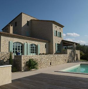 Beautiful Villa With Panoramic View, In The Hills Of The Mont Ventoux photos Exterior