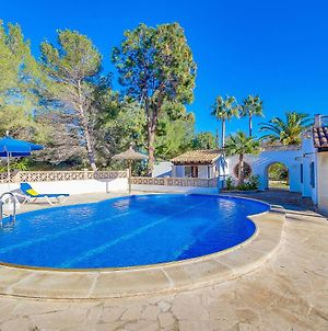 Cozy Holiday Home In Cala Murada With Swimming Pool photos Exterior