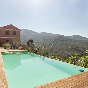 Dreamy Holiday Home In Recco With Swimming Pool photos Exterior