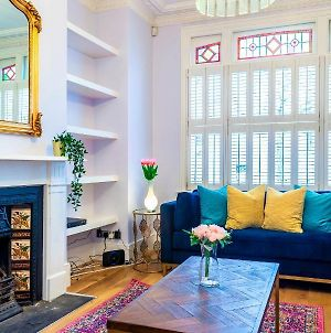 Fabian Road Exquisite Four Bedroom Victorian House With Private Garden photos Exterior
