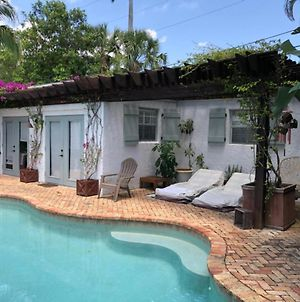 Charming Pool Cottage In Belair Historic District photos Exterior