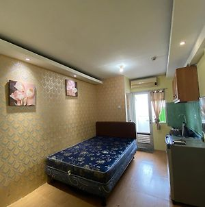 Apartemen Studio Full Furnished With City View photos Exterior