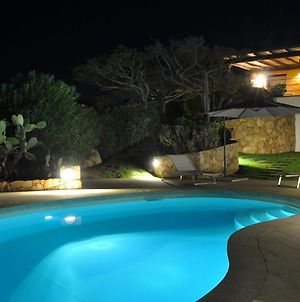 Villa With A Swimming Pool, Overlooking The Crystal-Clear Waters Of The Costa Smeralda photos Exterior