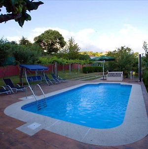 House With 5 Bedrooms In Cuntis With Wonderful Lake View Private Pool Furnished Garden 18 Km From The Beach photos Exterior