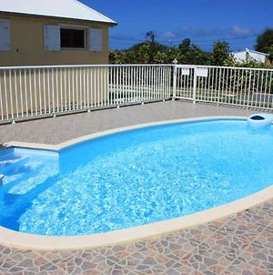 House With 2 Bedrooms In Saint Francois With Shared Pool Furnished Garden And Wifi 3 Km From The Beach photos Exterior