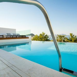 Villa Crystal With Swimming Pool In Lindos photos Exterior
