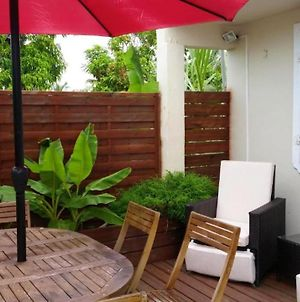 Apartment With 2 Bedrooms In Le Moule With Private Pool Enclosed Garden And Wifi photos Exterior