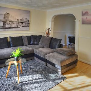 Luxury 3Bed Hse Nr Excel Clean Wifi Free Parking photos Exterior