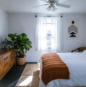 Stylish And Light Filled 1Br 1Ba Apartment In Quiet East Nashville 30 Day Min photos Exterior
