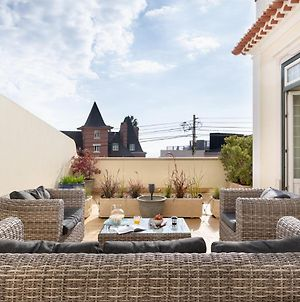 Altido Beach Chic 3Br With Bbq And 2 Terraces In Estoril photos Exterior