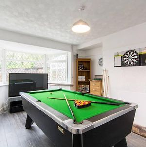 Hollington House With Games Room, Parking And Gardens photos Exterior