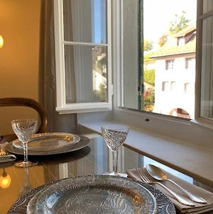 Old Town Charm & Central Location In Rapperswil photos Exterior